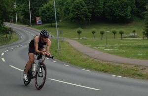 cykel varvning