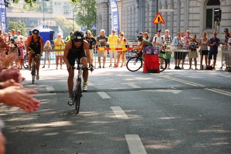 VC cykel varvning