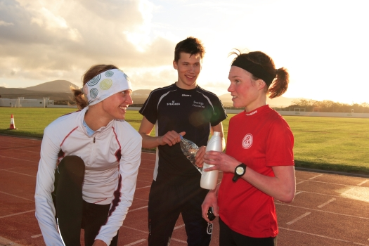 2009 var jag på Lanzarote tillsammans med LIU Elitidrott och minns att jag läste om Ironman. Men då fanns inte minsta tanke på att åka ner och köra den en vacker dag. foto: Peter Holgersson